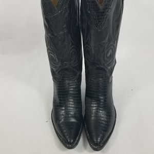 Justin Billy Martin Cowgirl Boots
